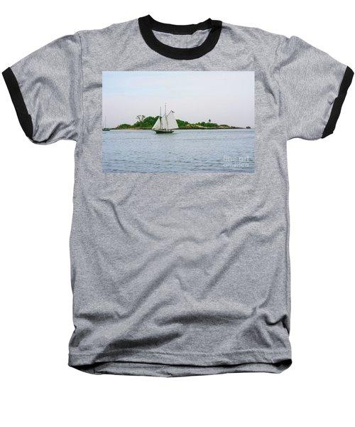 Thomas E. Lannon Cruising Baseball T-Shirt