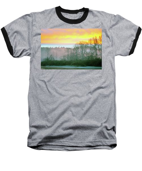 Thomas Eddy Sunrise Baseball T-Shirt