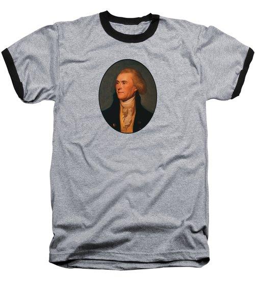 Thomas Jefferson Baseball T-Shirt