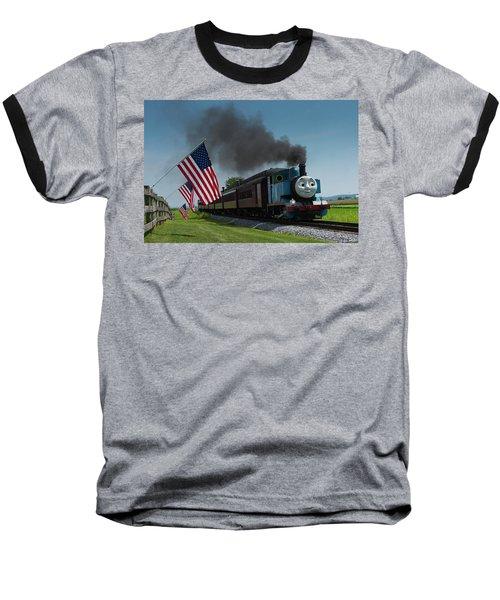 Thomas The Train Baseball T-Shirt
