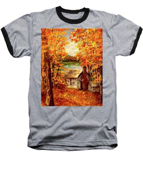 Thoreau's Cove Baseball T-Shirt