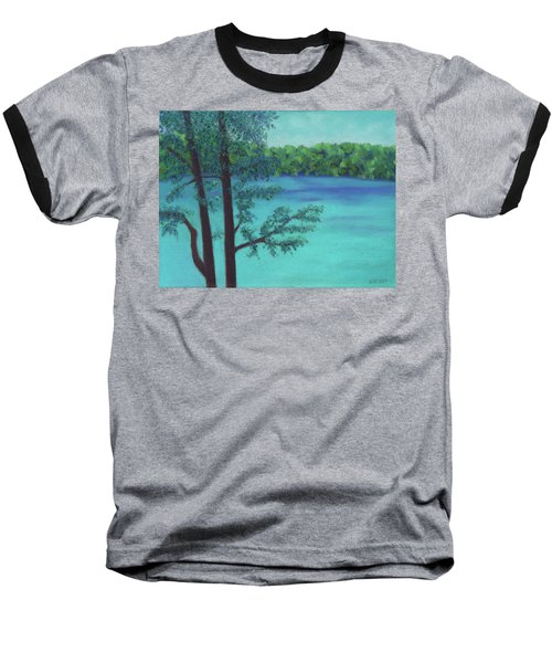 Thoreau's View Baseball T-Shirt