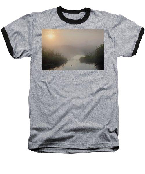 Thorhild County Pond Baseball T-Shirt