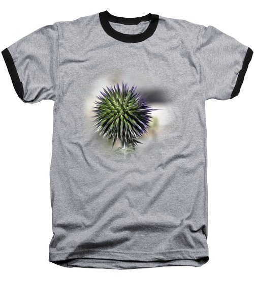 Thorn Flower T-shirt Baseball T-Shirt