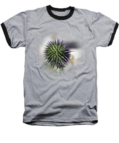 Thorn Flower T-shirt Baseball T-Shirt