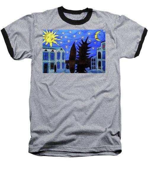 Those Romantic Nights Baseball T-Shirt