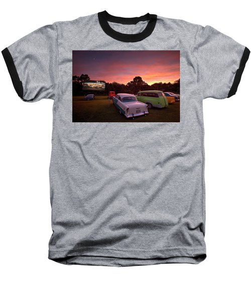 Those Summer Nights Baseball T-Shirt