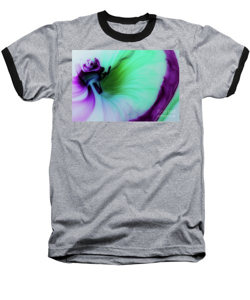 Though The Silence Baseball T-Shirt
