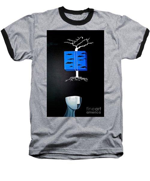 Thought Block Baseball T-Shirt