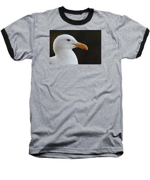 Thoughtful Gull Baseball T-Shirt