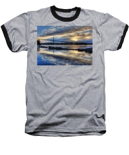 Thousand Islands Bridge Baseball T-Shirt