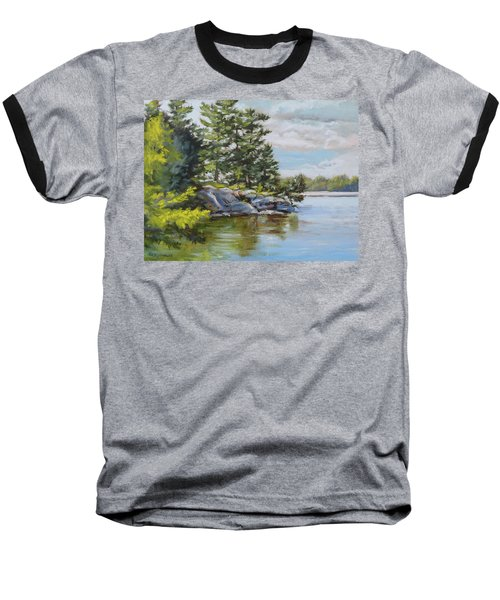 Thousand Islands Baseball T-Shirt