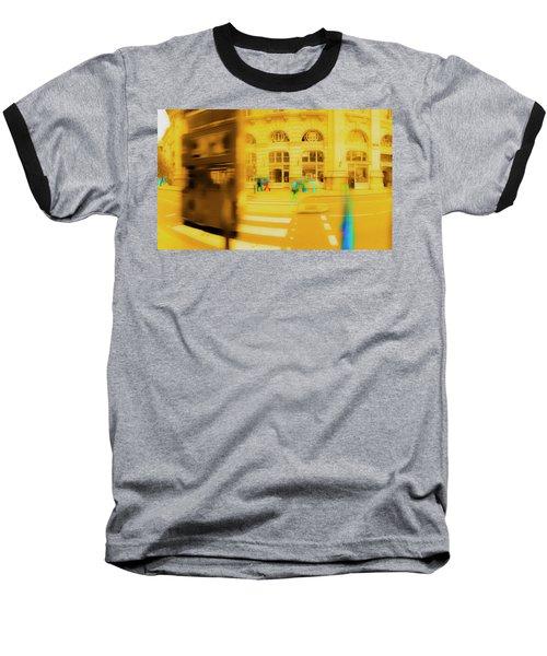 Threadneedle Street Baseball T-Shirt