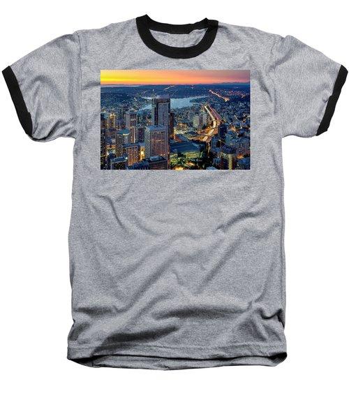 Threads Of Life Baseball T-Shirt