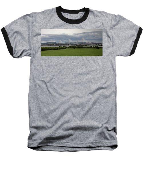 Three Bridges Over The Forth Baseball T-Shirt