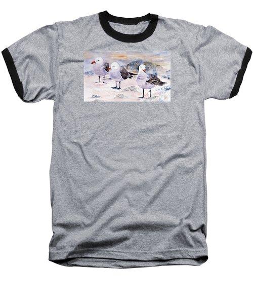 Three Carmelites Baseball T-Shirt