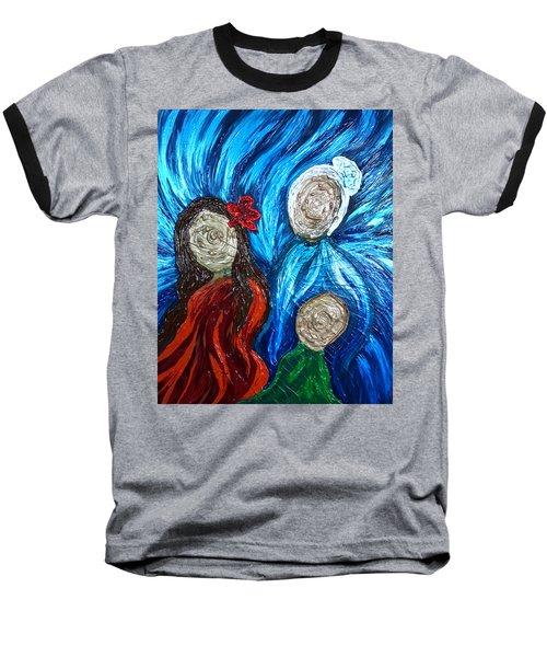 Three Generations Baseball T-Shirt