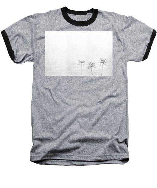 Three Palms Baseball T-Shirt