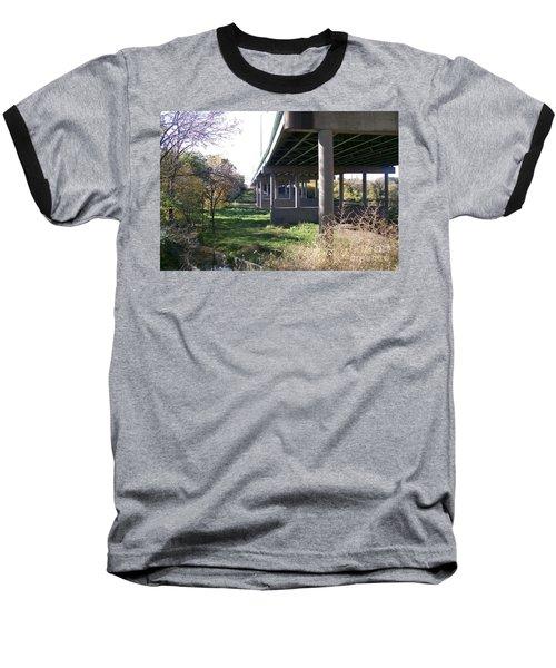 Three Pathways Baseball T-Shirt