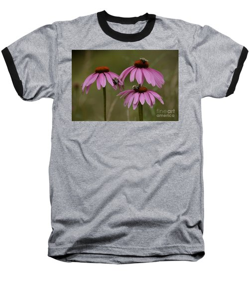 Three Baseball T-Shirt