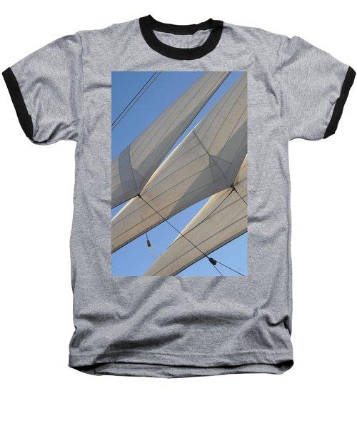 Three Sails Baseball T-Shirt