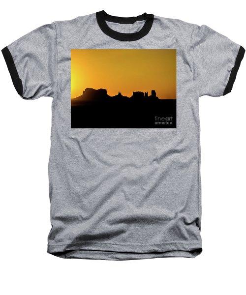 Three Sisters Backlight Baseball T-Shirt