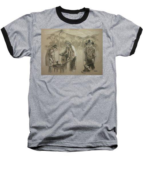 Three Smiths Baseball T-Shirt
