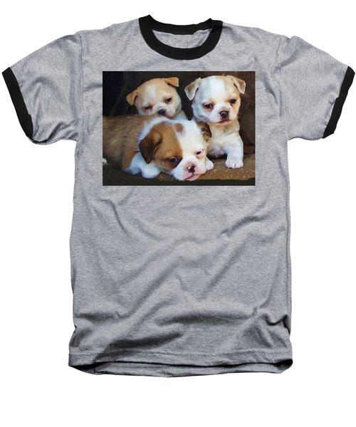 Three Sweeties Baseball T-Shirt