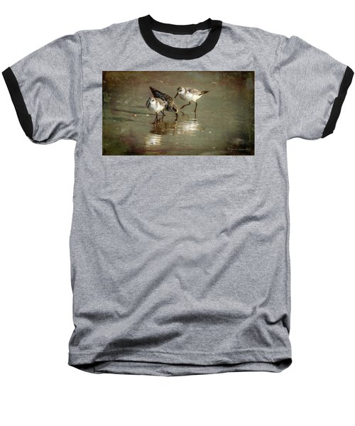 Three Together Baseball T-Shirt