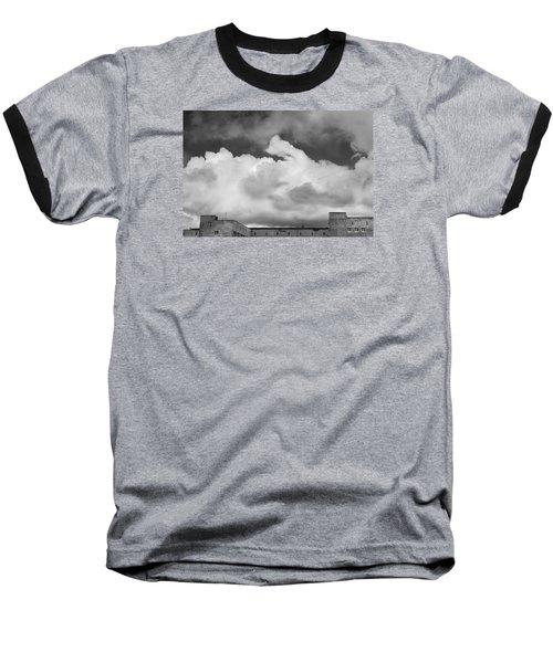 Three Windows Baseball T-Shirt