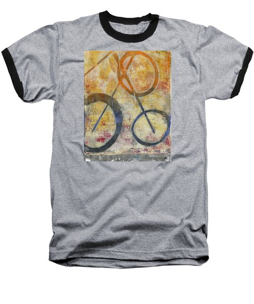 Three Worlds I Baseball T-Shirt