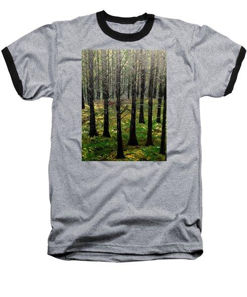 Through It All Baseball T-Shirt by Lisa Aerts