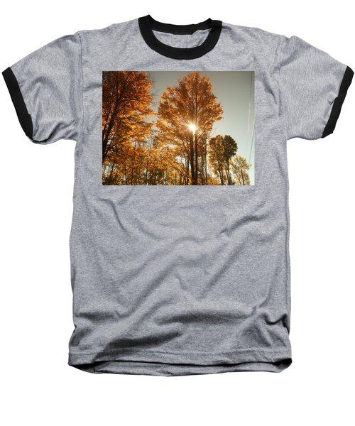 Through Sun Glasses Baseball T-Shirt