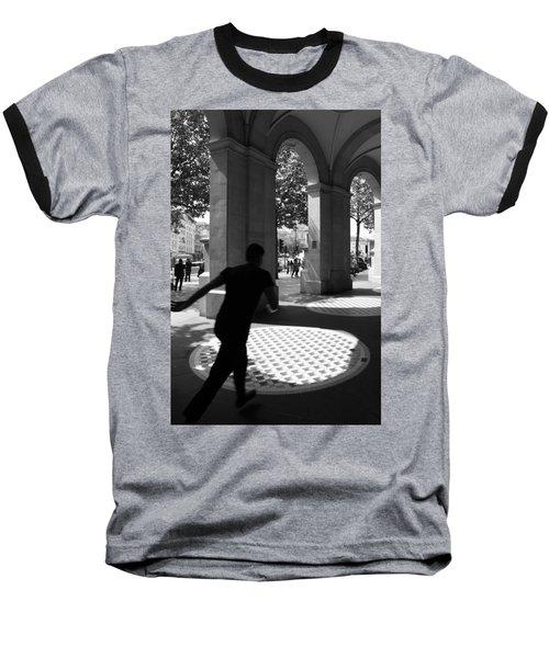 Through The Arches Baseball T-Shirt