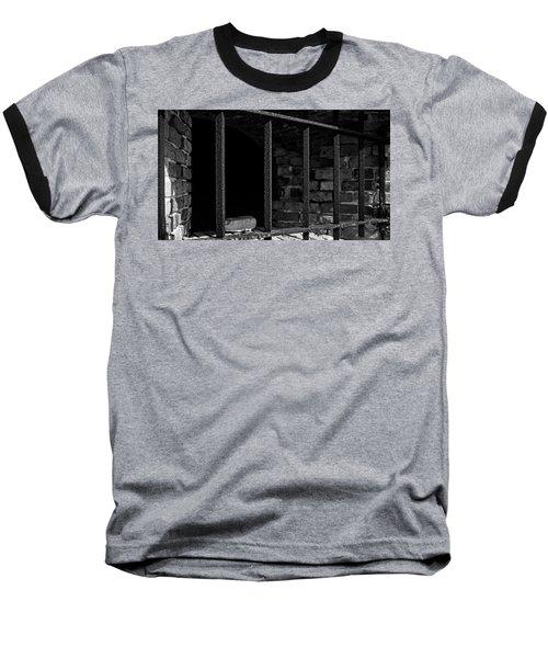 Through The Bars 2 Baseball T-Shirt