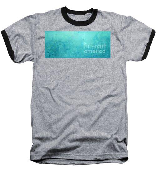 Through The Door Of Christ Consciousness Baseball T-Shirt