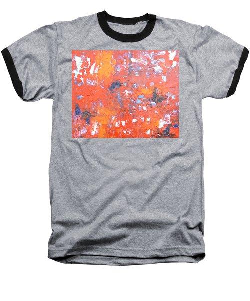Through The Gaps Baseball T-Shirt