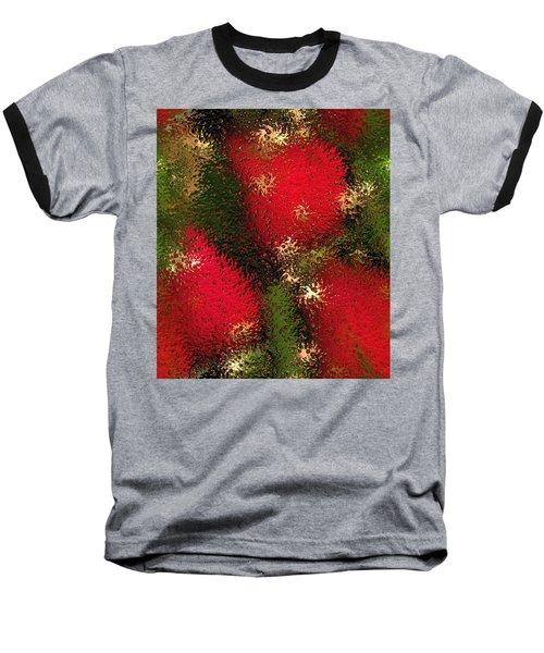 Strawberries Behind  The Glass Baseball T-Shirt