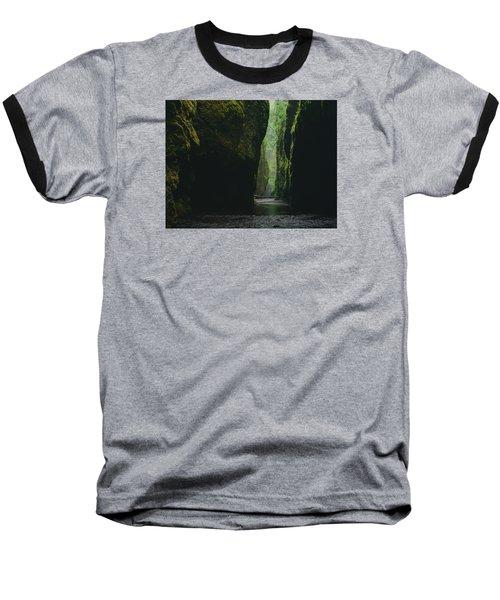 Through The River Baseball T-Shirt