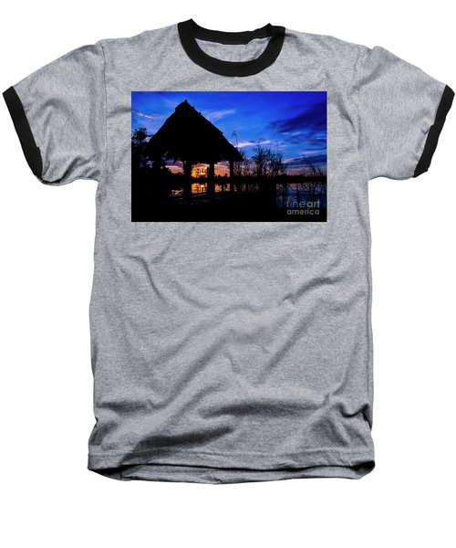 Through The Tiki Baseball T-Shirt