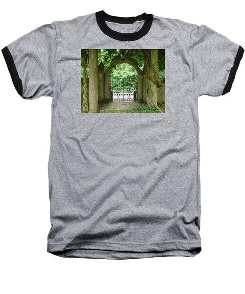 Through The Tuscan Gate Baseball T-Shirt