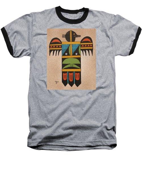 Thunder Bird #2 Baseball T-Shirt by Ralph Root