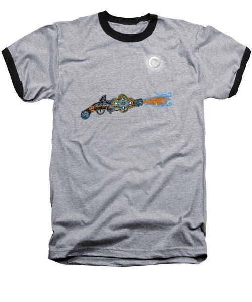 Thunder Gun Of The Dead Baseball T-Shirt