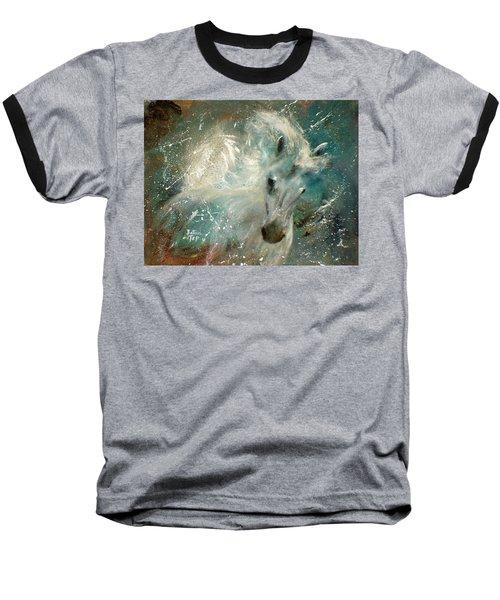 Poseiden's Thunder Baseball T-Shirt