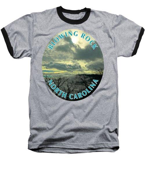 Thunder Mountain Overlook T-shirt Baseball T-Shirt