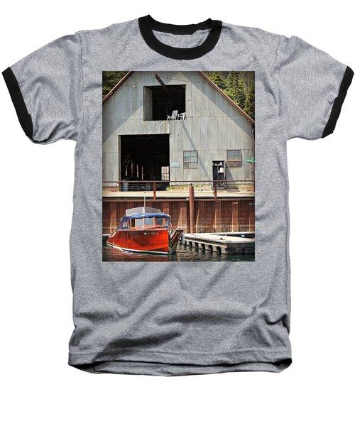 Thunderchick Baseball T-Shirt