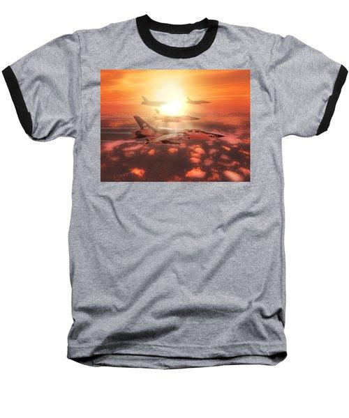 Thunderchief Dawn Baseball T-Shirt
