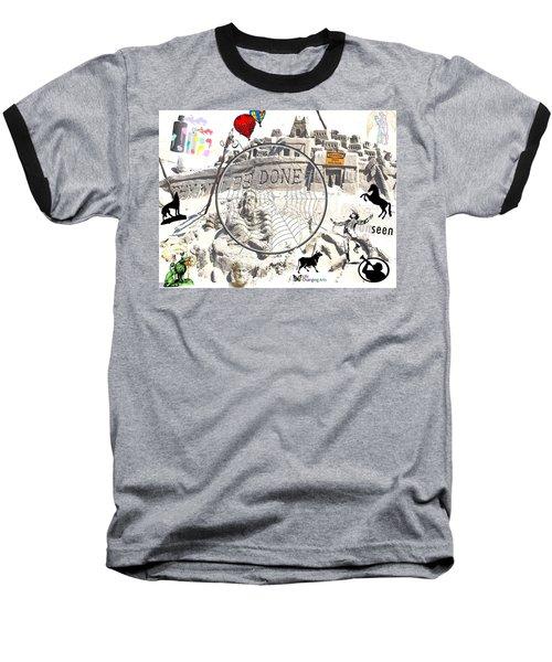 Thy Will Be Done Baseball T-Shirt