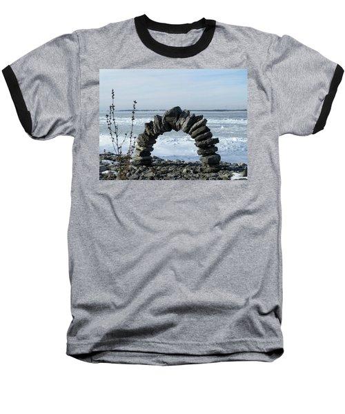Tibbetts Point Arch Baseball T-Shirt