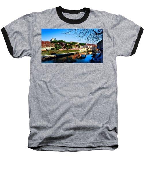 Tiber Island Baseball T-Shirt